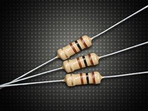 碳膜电阻的作用