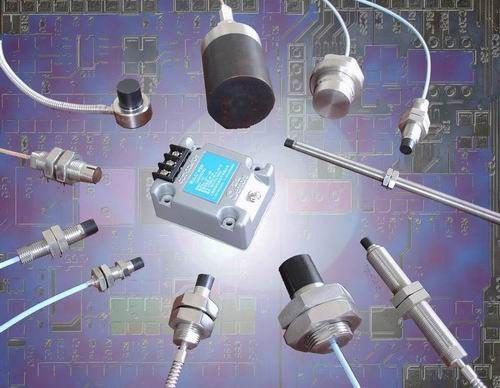 传感器的原理结构及工作过程