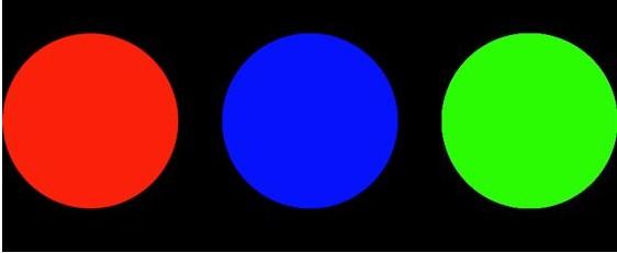 浅析如何控制三色发光二极管的变色以及其变色原理