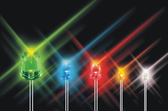 发光二极管正向导通电压、电压工作范围及其原理
