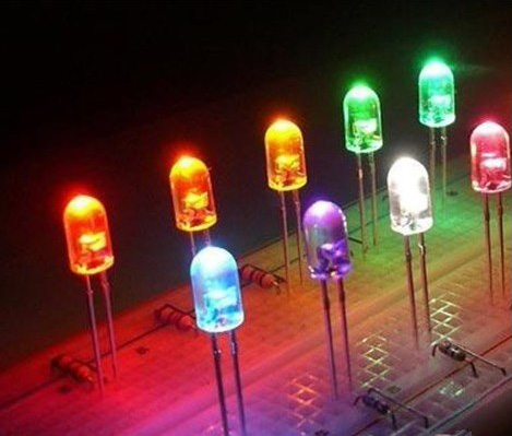 LED发光二极管正向电压的计算方法和性能参数