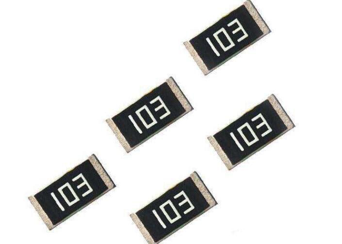 贴片电阻的阻值识别方法