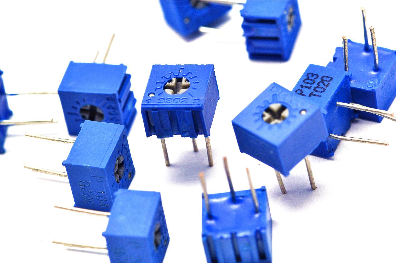 可调电阻作用和参数介绍