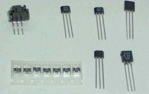 霍尔传感器的工作原理和应用范围详解