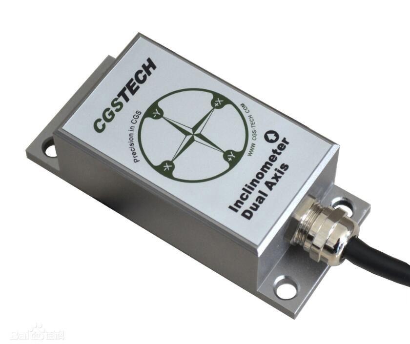 倾角传感器使用方法以及安装方法