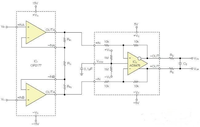 经典电路大放送:五种精选放大器电路设计