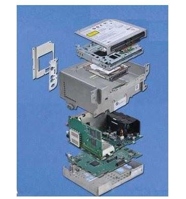 拆BMW i3音响主机,探内部结构和成本剖析
