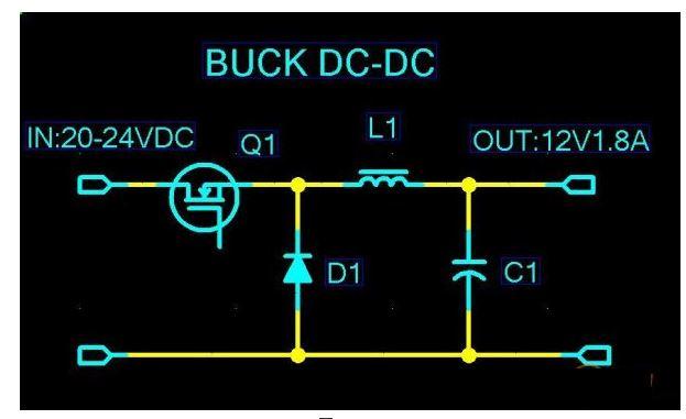 经验分享:只需4步搞定BUCK电路降压储能没问题
