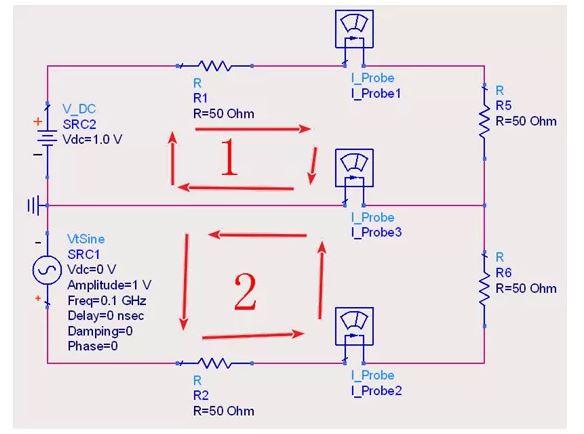 回流是如何干扰信号的?