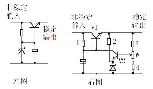 网友支招:稳压三极管电路工作方式的快速搞定