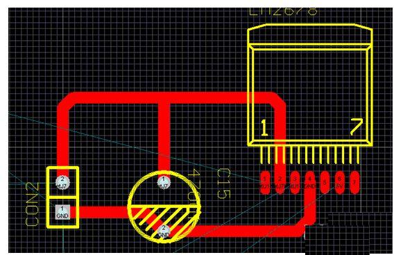 滤波电容在PCB设计中的正确接法