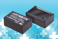 雅特生科技推出符合医疗安规的全新6W直流/直流电源转换器系列