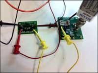 不同供电电压下保持恒定发射功率的ISM发送器