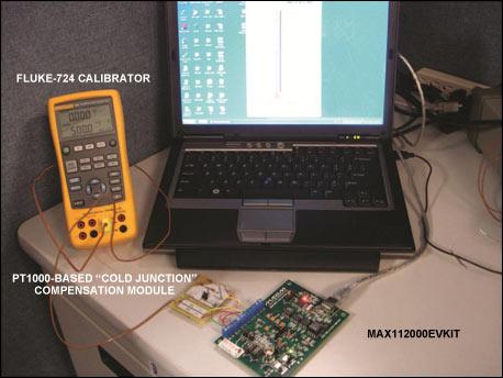 利用先进的热电偶和高分辨率Σ-Δ ADC实现高精度温度测量