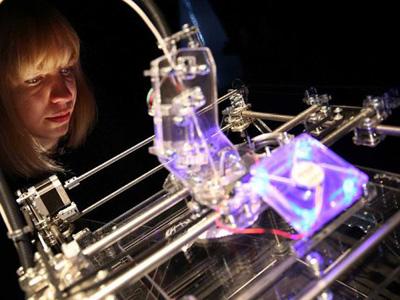 看3D打印在这四大领域都有哪些新突破