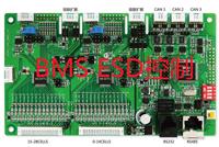 典型电池管理系统BMS的静电防护