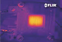 FLIR红外热像仪支持燃料电池技术研究