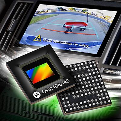 安森美半导体用于汽车摄像机应用的微光成像SoC降低方案尺寸30%以上