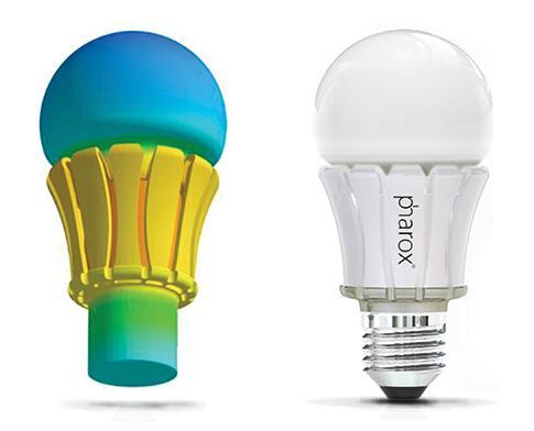 LED照明设计初为何要进行热模拟?