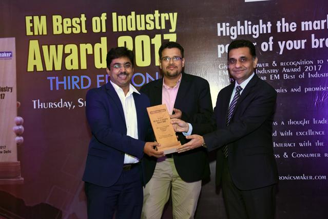 Littelfuse荣获Electronics Maker颁发的行业最佳奖