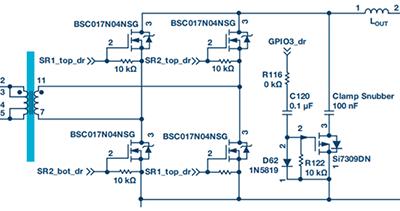 数字控制实现带有源缓冲的高可靠性DC-DC功率转换