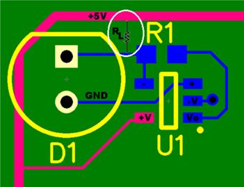 精密光电二极管传感器电路优化设计