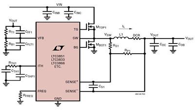 开关模式电源的建模和环路补偿设计