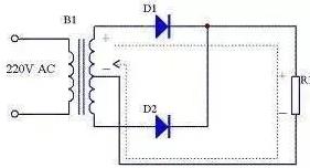 详细解析电源电路中变压、整流、滤波电路