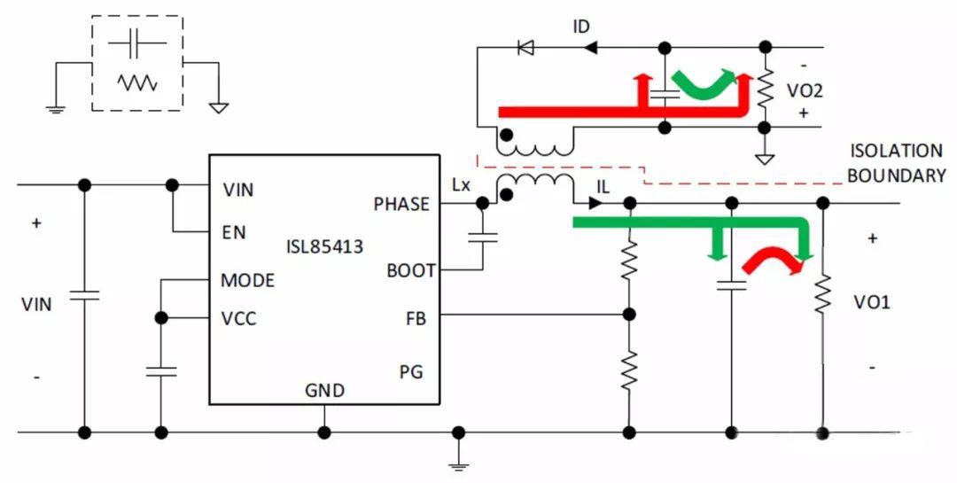 如何配置降压转换器实现多输出