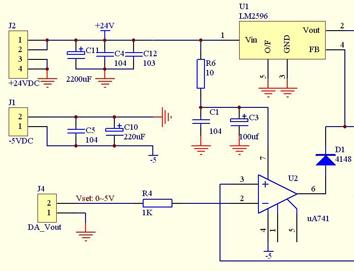 如何通过可调DC-DC改装成可数控的开关稳压电源?