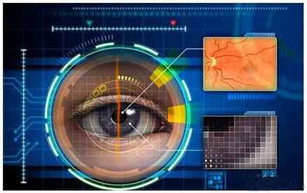 眼纹识别!识别技术让人眼前一亮