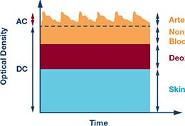 基于MUSIC的算法利用腕上PPG信号提供按需心率估算