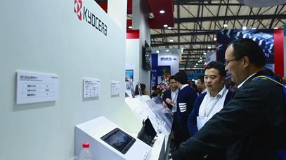 六十年专注精密电子 京瓷亮相慕尼黑上海电子展