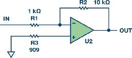 对电阻使用的经验法则说不