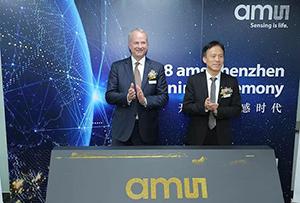 【原创】ams光学,成像,音频与环境四大传感技术服务中国创新