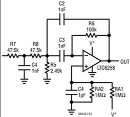 """实用的""""三低""""正弦波电路这样设计"""