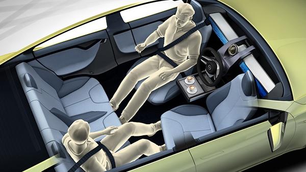 意法半导体新概念智慧驾驶方案 助力汽车更安全、更智联、更环保