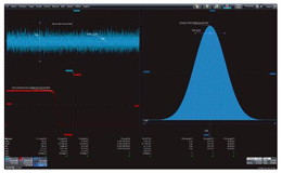 用数字示波器分析诸如电气噪声等随机信号