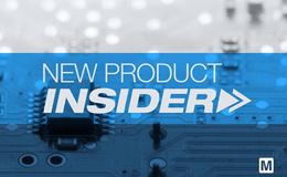 贸泽电子4月新品推荐,率先引入新品的全球分销