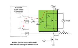 采用4开关降压-升压转换器的USB供电设计