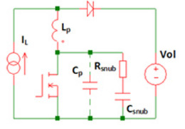 电源开关的阻容吸收器设计