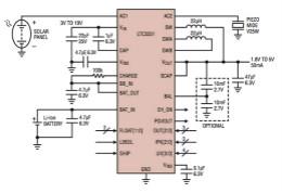 通过能量收集延长 IoT 传感器节点的电池续航时间