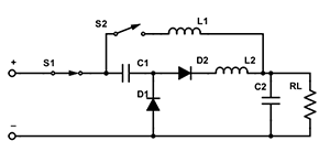 Ćuk博士的谐振转换器降低了对电感磁性的要求
