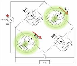 解析最新关于全波桥式整流器的设计方案