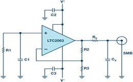 一款可以瞬时完成电路特性测量的小工具