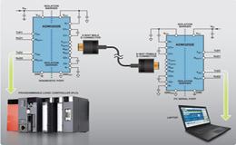 关于隔离式RS-232数据接口在恶劣环境下工业应用的设计