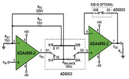 深度解析低噪声增益可选放大器