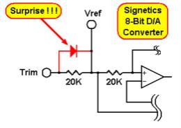 一个莫名其妙的二极管,让我设计的电路出了问题