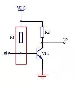 电阻在电路中的典型作用