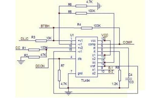 分享逆变器工作原理以及典型电路